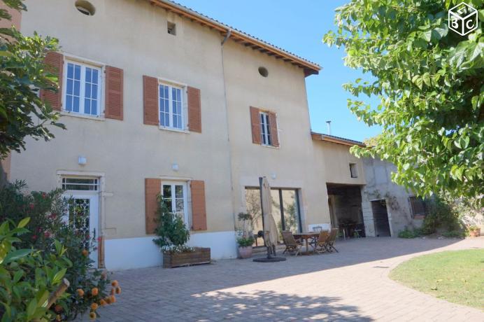 Offres de vente Maison Jassans-Riottier 01480