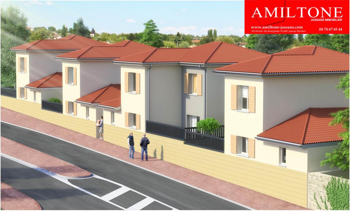Programme neuf Villa Lachassagne 69480